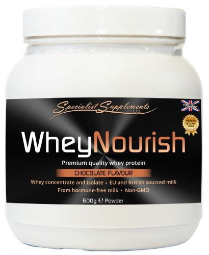 WheyNourish Powder, Premium Quality Whey Protein Chocolate Flavour